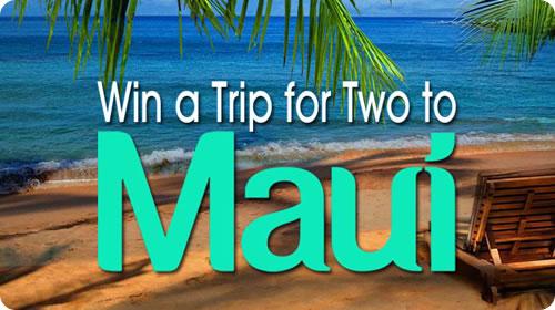 Maui Sweepstakes