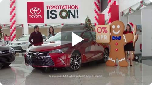 Toyotathon at Longo Toyota