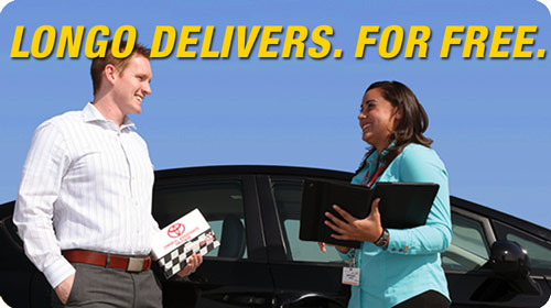 Longo Delivers within 50 miles at no charge.