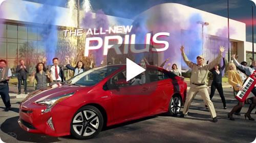 2016 Toyota Prius now at Longo Toyota!
