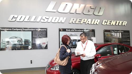 Longo Collision Repair Center