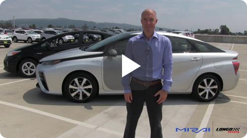 Mirai: Toyota's Fuel cell Vehicle