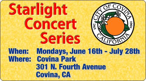 Starlight Concert Series
