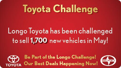 Toyota Challenge Event