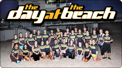 Team Longo participated in the 2014 Day at the Beach Triathlon