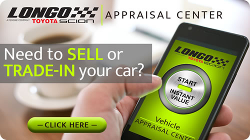Longo Appraisal Center:  Need to sell or trade in your car?