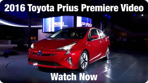 2016 Prius Premiere