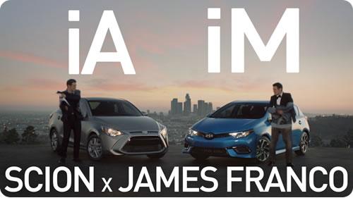 James Franco and James Franco